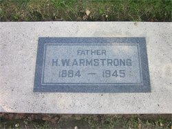 Hugh W Armstrong