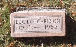 Lucille Carlson