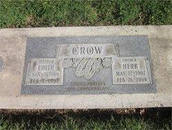 Edith Beryle <i>Andrews</i> Crow
