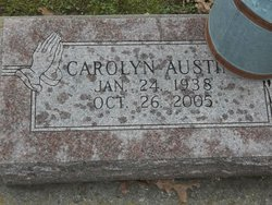 Caroline Sue <i>Lundy</i> Austin