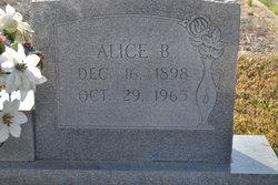 Alice <i>Blankenship</i> Bass