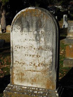 Elizabeth Armenta <i>Harden</i> Butler