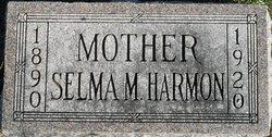 Selma Marie <i>Fox</i> Harmon