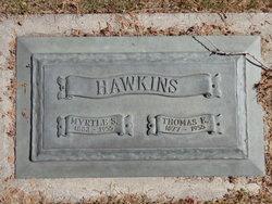 Myrtle Ophelia <i>Sherrill</i> Hawkins