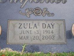 Zula Elizabeth <i>Day</i> Carpenter