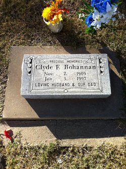 Clyde F. Bohannan