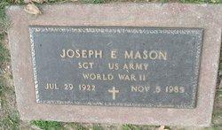 Joseph Earl Mason