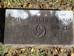 John Fletcher Kemp, Sr