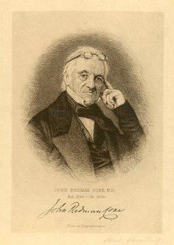 Dr John Redman Coxe