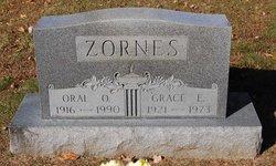 Grace Evelyn <i>McGinnis</i> Zornes
