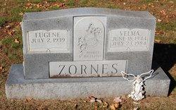Velma <i>Harris</i> Zornes