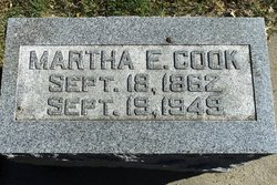 Martha Ella <i>Hitchcock</i> Cook