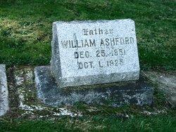 William Haemer Ashford