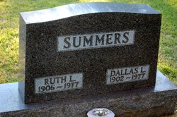 Ruth <i>Spencer</i> Summers