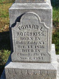 Edward L Hotchkiss