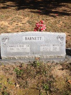 Raynell <i>Boyd</i> Barnett