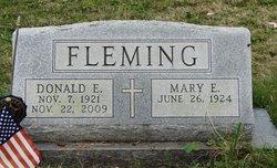 Donald Edward Fleming