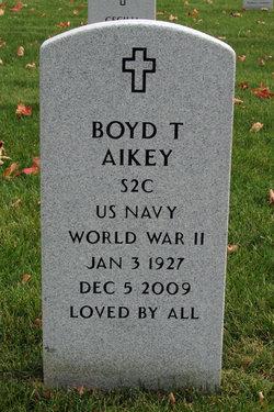 Boyd T. Aikey