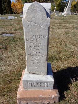 Miriam <i>Chase</i> Hawkins
