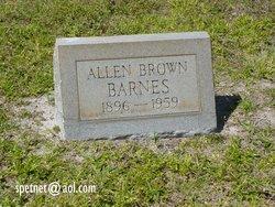 Allen Brown Barnes