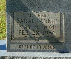 Sarah Annie Alexander