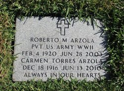 Carmen <i>Torres</i> Arzola