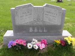 Ina M <i>Rutledge</i> Bell