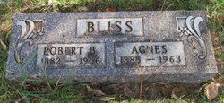 Agnes Mary Bliss