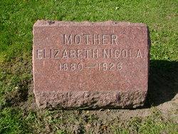Elizabeth <i>Byrne</i> Nicolai