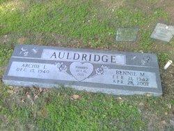 Bennie M. Auldridge