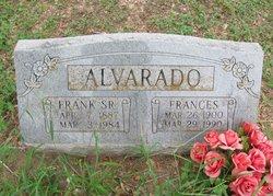 Frances <i>Contreras</i> Alvarado