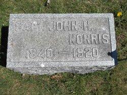 John H Norris