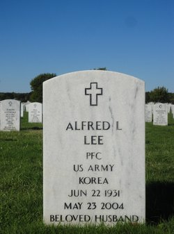 Alfred L Lee