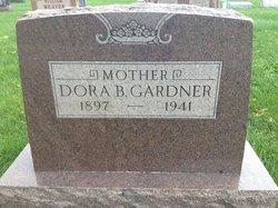 Dora B <i>Gardner</i> Anderson