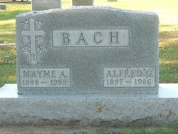 Alfred G Bach