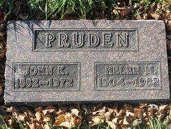 John K Pruden