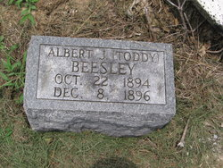 Albert J Toddy Beesley