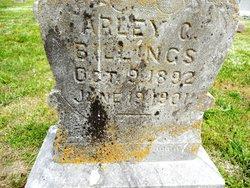 Arley C. Billings