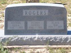 Eliza <i>Draucker</i> Rogers