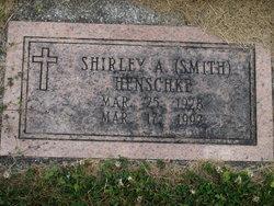 Shirley Ann <i>Smith</i> Henschke
