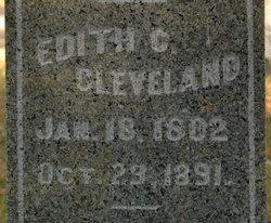 Edith <i>Cragin</i> Cleveland