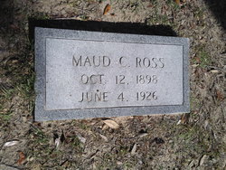 Lillie Maud <i>Cowart</i> Ross