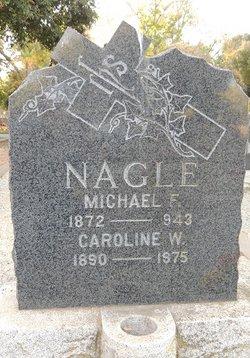 Caroline J <i>Wicks</i> Nagle