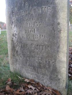 Lydia <i>Smith</i> Adams