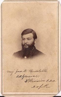 LTC John D. Bertolette