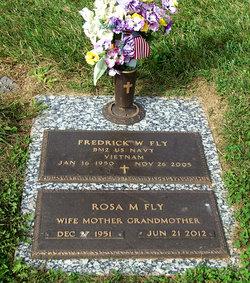 Rosa Marie <i>Greer</i> Fly