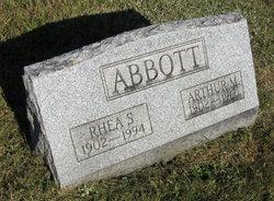 Rhea Beatrice <i>Shuman</i> Abbott