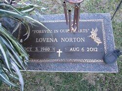 Lovena <i>Earp</i> Norton