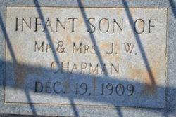 Infant son Chapman