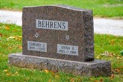 Anna Hermina Kathryn <i>Busch</i> Behrens